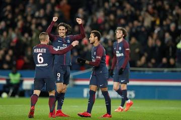 Paris Saint-Germain golea a Nantes