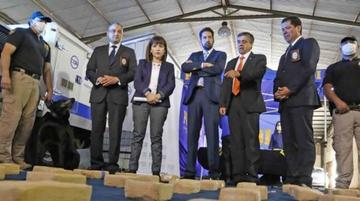 Cae en Chile una banda de narcos que llevaba droga desde Bolivia