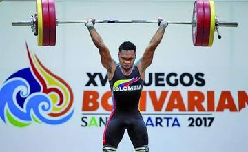 Colombia se encamina al título de los XVIII Juegos Bolivarianos