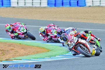 Jerez acoge los ensayos de MotoGP