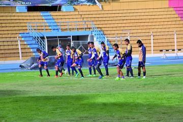 Real Potosí vuelve al trabajo enfocado en Sport Boys