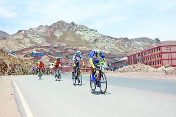Villazón se queda con la vuelta a ciclismo