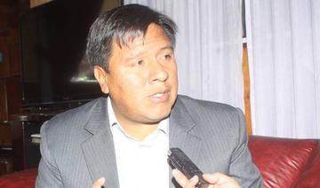 Alcalde definirá si va a La  Paz para rendir el informe