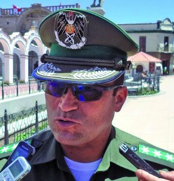 Policía toma previsiones para elección judicial