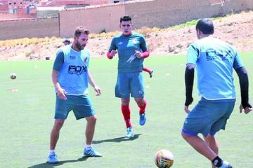 Nacional Potosí quiere sumar su segunda victoria fuera de casa