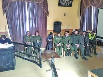 La obra tiene una inversión cercana a los ocho millones de Bolivianos.
