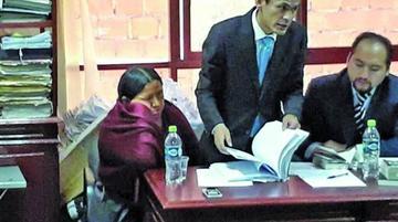 Juez ordena rebajar la fianza de Achacollo de Bs 200 mil a 50 mil
