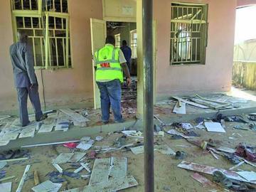 Un atentado suicida al noreste de Nigeria provoca 50 muertos