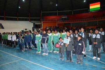 Nacional de Futsal de la Administración Pública arranca hoy