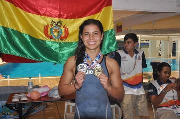Tórrez gana el primer oro para Bolivia