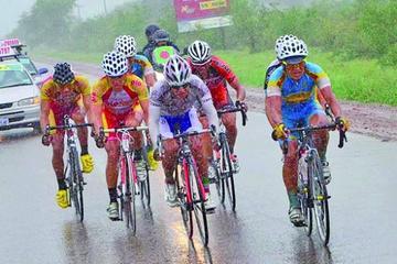 La Vuelta Internacional de Ciclismo llega hoy a Potosí