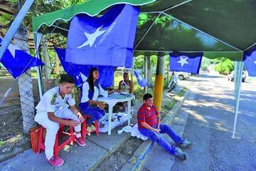 Honduras afronta elecciones sin un candidato favorito para ganar