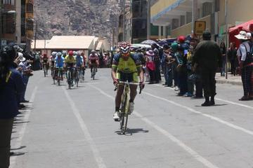 Los ciclistas parten hoy con destino al municipio de Cotagaita