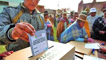 Elecciones judiciales: se brindarán resultados el  mismo día del sufragio