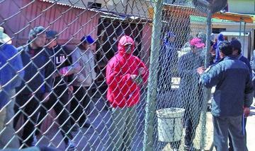 Privado de libertad sentenciado  a 30 años se paseaba por calles