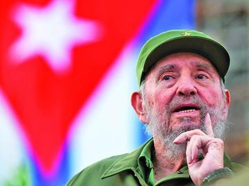 Presidente Morales destaca inmortalidad de Fidel Castro