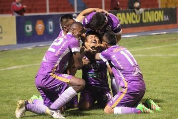 Real mantiene vivas sus chances a la Sudamericana