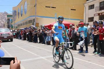 Arando se adueña de la Vuelta a Potosí de Ciclismo
