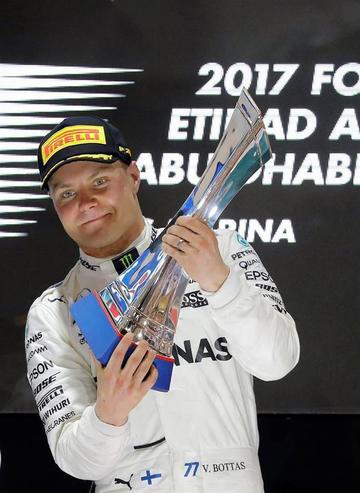 Bottas gana el Gran Premio de Abu Dabi