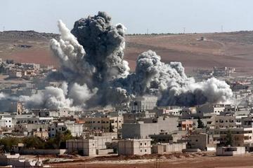Reportan 34 muertos en Siria a causa de bombardeos rusos