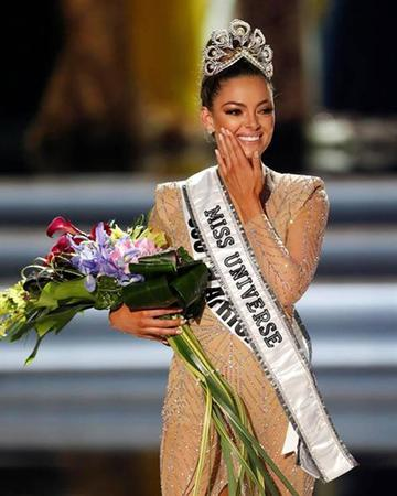 Una sudafricana es la Miss Universo