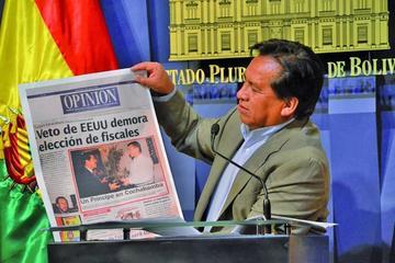 El Gobierno denuncia boicot de la oposición por campaña del voto nulo