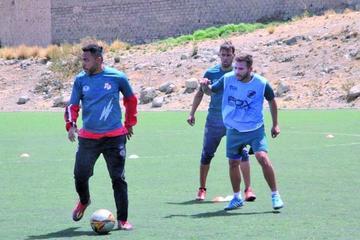 Nacional recibe a un rival directo en la lucha a la Sudamericana