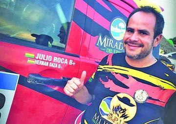 Roca decide retirarse del rali Dakar 2018