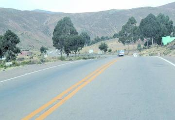 Dos mineros mueren en un accidente vial en Villa Carmen