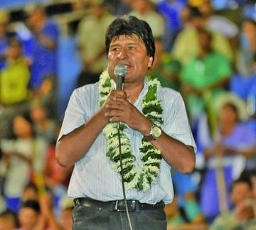 Morales: fallo del TCP garantiza la continuidad de la democracia