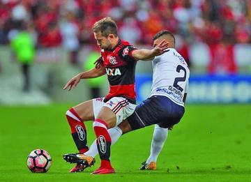 Junior y Flamengo pelean su pase a la final