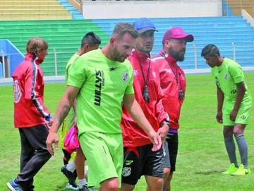 Nacional busca entrar a la Sudamericana