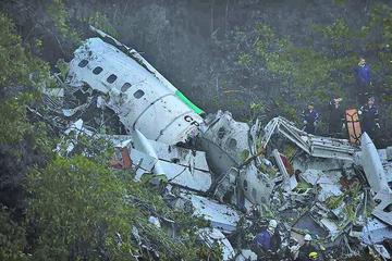 Club Chapecoense demandará a Bolivia por un accidente aéreo