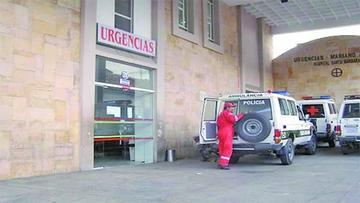 Dos accidentes dejan un fallecido y 27 heridos en la ciudad de Sucre