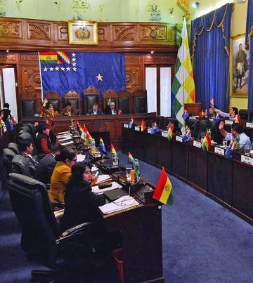 El Senado aprueba en grande el nuevo Código del Sistema Penal