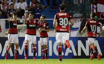Flamengo jugará la final con Independiente