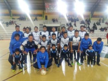 Deportivo Junín se alista para jugar el campeonato Nacional de Fútbol de Salón