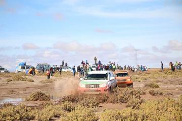 Morales presentará el Dakar en Sucre