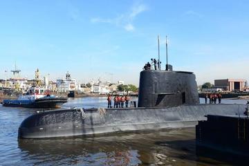 Argentina descarta conseguir  el rescate de submarinistas