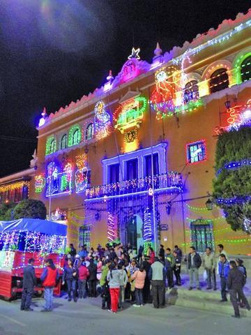 La Gobernación comienza actividades de la Navidad