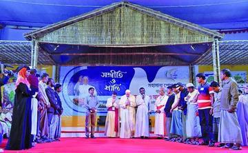 Papa visita a los rohinyás que huyen de la muerte en Birmania