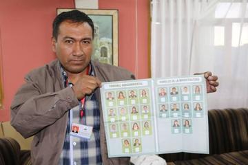 Bolivianos van a las urnas hoy en una cuestionada elección judicial