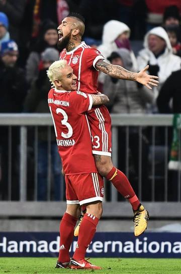 Bayern Múnich derrota 3-1 a Hannover