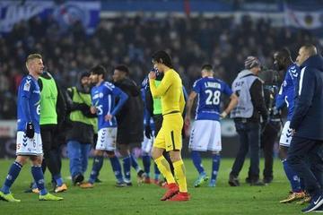 Estrasburgo vence 2-1 a París Saint Germain