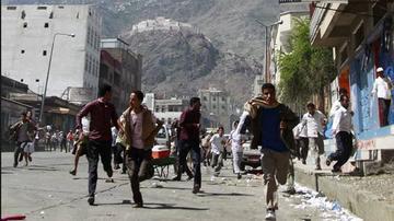 Varios combates dejan 40 personas fallecidas en la capital de Yemen