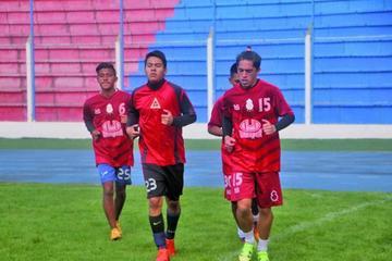 Real y Nacional ultiman detalles para jugar el partido de vuelta