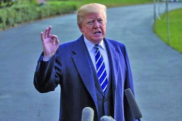 Donald Trump excluye a EE.UU. del Pacto Global de Migración