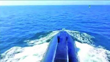 Buscan submarino argentino a mayor profundidad en el mar