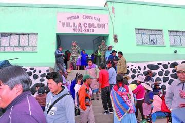 El voto nulo se impone en la elección judicial desarrollada en Potosí