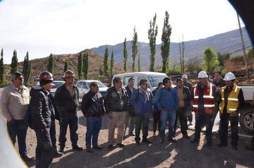 El 20 inician prueba de bombeo de el agua La Palca hacia Potosí